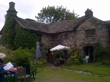 Low Fold House or Thwaite, Troutbeck